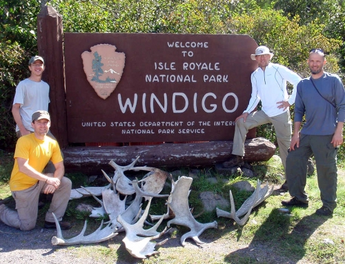 Isle Royale – Fall 2012