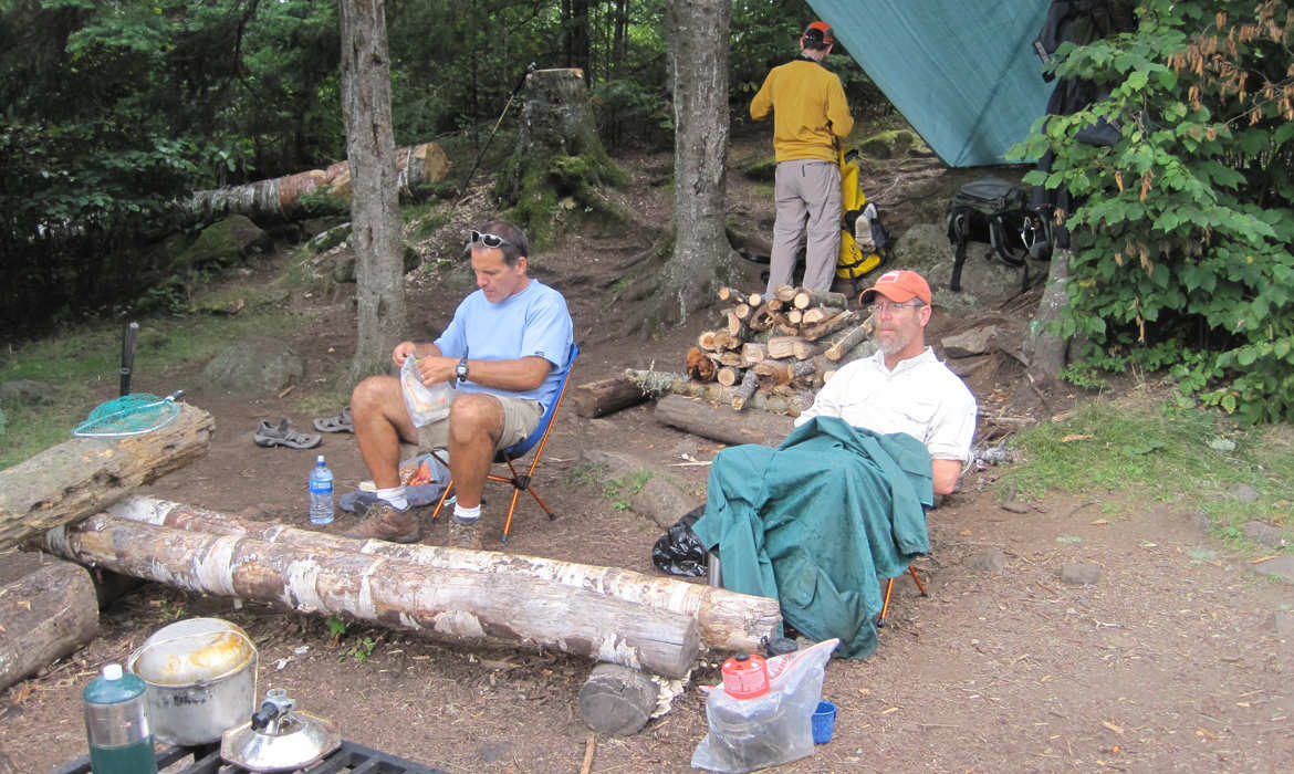 Boundary Waters 2013