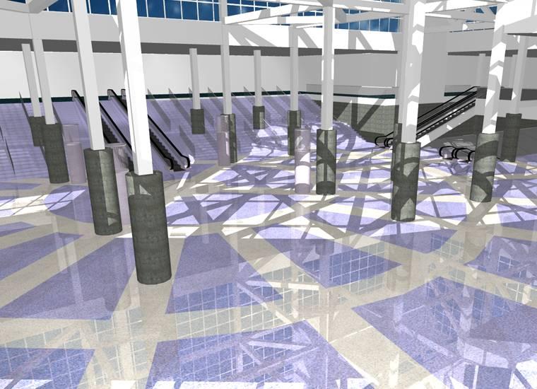 South Lobby - LA Convention Center
