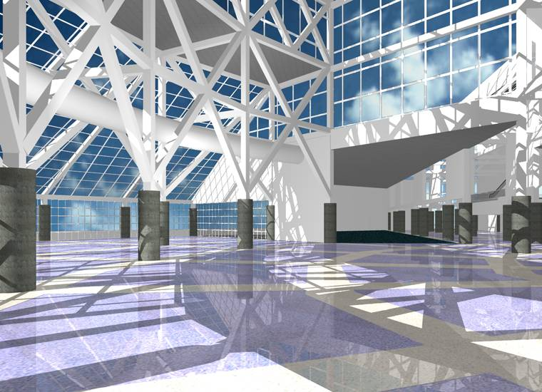 South Lobby - LA Convention Center
