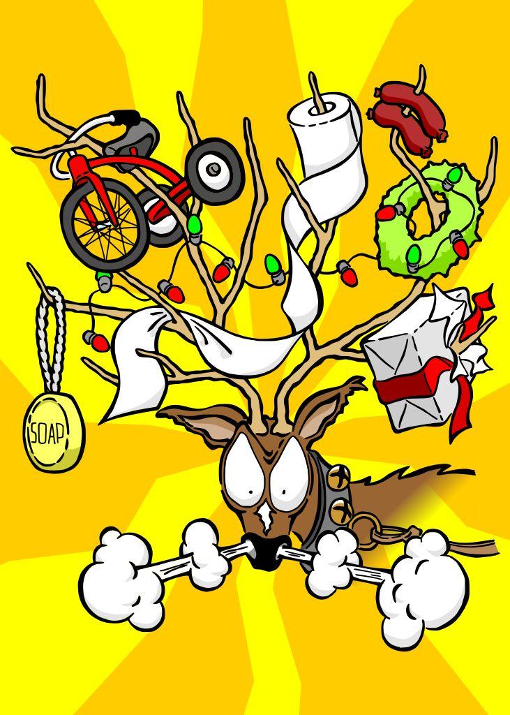Mad Reindeer