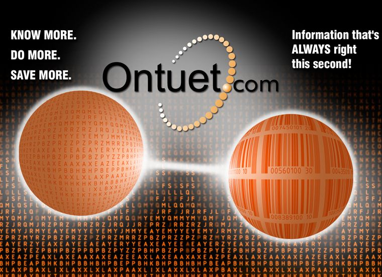 Ontuet.com 10' x 8' Graphic