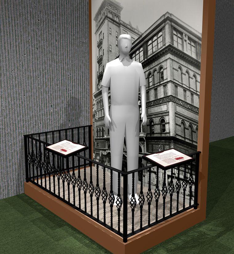 Music Man Square - New York Philharmonic - Concept Rendering