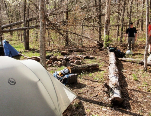 Ozark Trail – Spring 2011