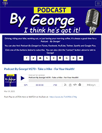 Podcast by George